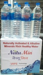 Alkaline Drinking Water purified