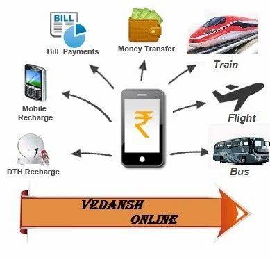 Vedansh Online Recharge - Pay2ved in Ratlam, Vedansh Online