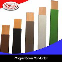 Copper Down Conductor