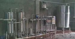 RO Plant 2000 LPH