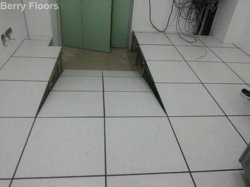 Fasle Flooring Uni Tile False Flooring Raised Server