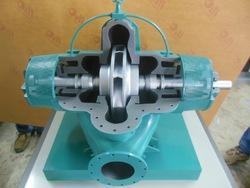 Pump Cross Section Model