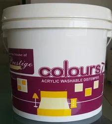 Acrylic Washable Distemper Colors