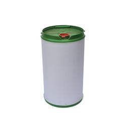 Plain HDPF 26 Ltr Round Plastic Drum fr Chemical Storage