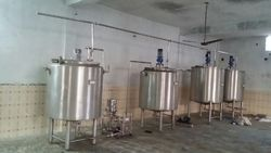 Synthetic Juice Process Plant