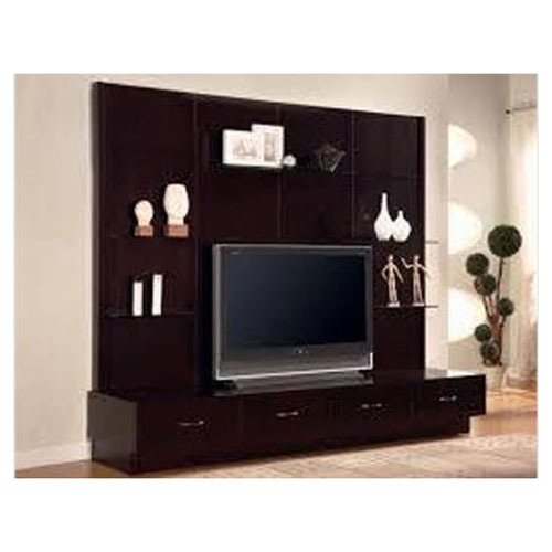 Wooden LED TV Stand
