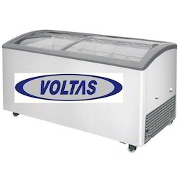 Voltas Curved Glass Freezers