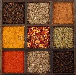 Raw Spices (Organic)