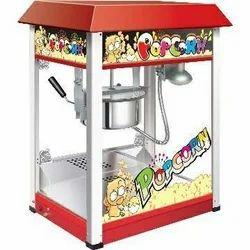 MS Popcorn Making Machine