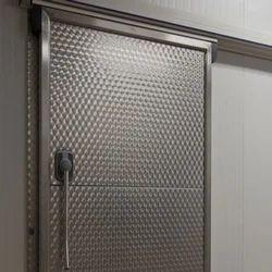 Iron Sliding Door