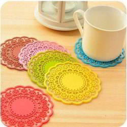 Plastic Coasters
