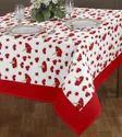 Border Printed Table Cloth