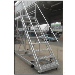 Platform Trolley Ladders