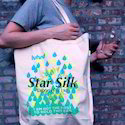 Earth Day-organic Cotton Bag