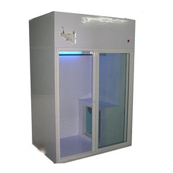 Clean Room Garment Cubicle