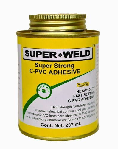 CPVC Adhesive - CPVC Pipe Adhesive Manufacturer from Ahmedabad