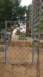 Straight Net Climber