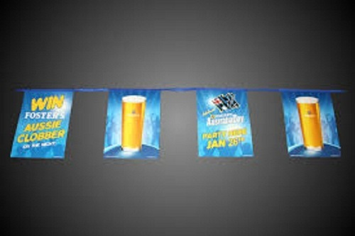 Digital and Offset Promotional Bunting & Banner Printing Services