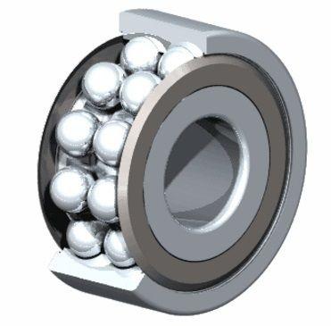 SKF 3214A//C3 Double Row Ball Bearing