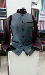 Nehru Jackets Sleeveless Gents Jacket