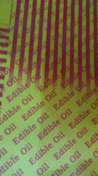Printed Paper Sheet