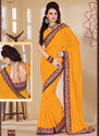 Bridal Chanderi Sarees With Blouse