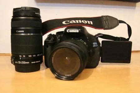 Canon EOS 600D Camera Rental Service in Ameerpet, Hyderabad, Jsd