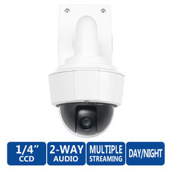 IP Camera Dome Camera Axis P5512 IP Security Camera, For For Security, CCD
