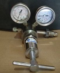 High Pressure Piston Regulator