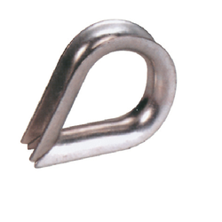 Wire Rope Thimbles - Manufacturers, Suppliers & Traders of Wire ...