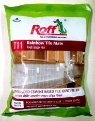 Roff Unsanded Cement Based Tile Joint Filler, Packaging Type: Bag