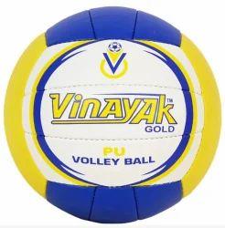 Vinayak Gold PU Volley Ball