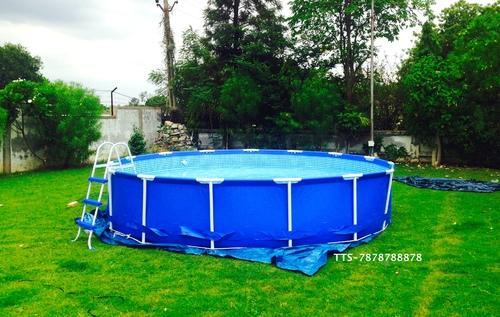 Portable Swimming Pool On Rent