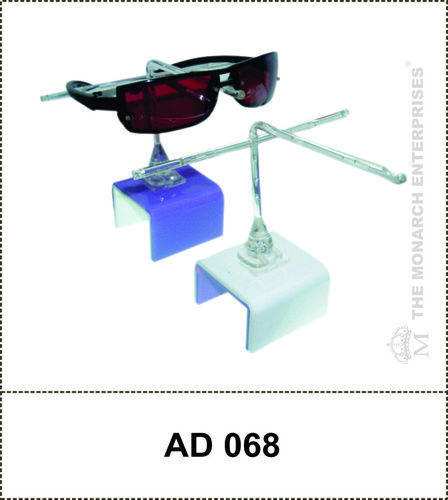 1dfe751beb Innovative Frame   Sunglasses Display Stands - Niche Eyewear Fiber Display  Stand Nose Manufacturer from Mumbai