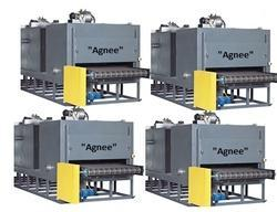 Continuous Type Conveyorised Oven