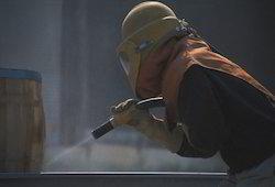 Industrial Copper Slag Blasting Services