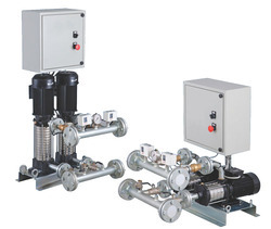 Isobaric Pressure Booster Pumps