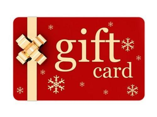 Gift Cards, Size: 86 X 54 Mm, Rs 10 /piece CONF-TECH | ID: 11673008988