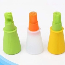 Silicone Bottle Oil Brush