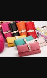 Designer Ladies Leather Wallets