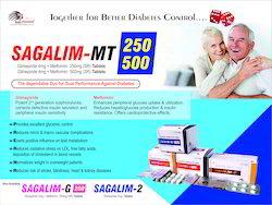 Glimepride 4Mg Metformin 250Mg Sr Tablet