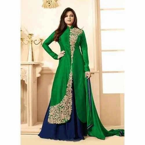 Designer Dress - Ethnic Designer Dress Wholesaler from Surat