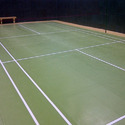 Asian Flooring Badminton Synthetic Flooring