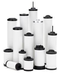Vacuum Pump Exhaust Filter, निकासी फिल्टर - Rave Filtration Systems, New  Delhi | ID: 11912545733