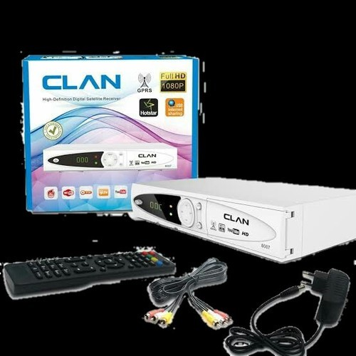 clan 8007 set top box