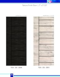 Texture Finish Door Skin, Glossy, For Commercial