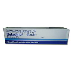 Betadine Ointment 125gm