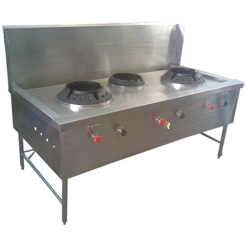 Continental Chinese Cooking Burner