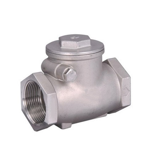 Check Valve Types >> Marck And Care Swing Type Check Valve