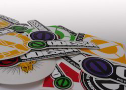 Printed Graphic Decals